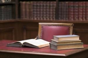 Library With Books by Serge Bertasius Photography/ Courtesy of FreeDigitalPhotos.net