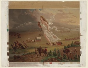 American progress. Library of Congress. http://www.loc.gov/pictures/item/97507547/resource/