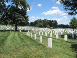 Arlington National Cemetery by Shannon Combs-Bennett. Used with permission.