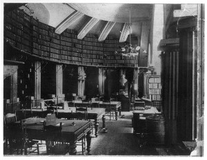 Law Library of the Library of Congress in the U.S. Capitol, Washington, D.C. Library of Congress. http://hdl.loc.gov/loc.pnp/cph.3b17241
