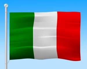 """Italy Flag Means Italian Nationality And European"" by Stuart Miles/Courtesy of Freedigitalphotos.net"