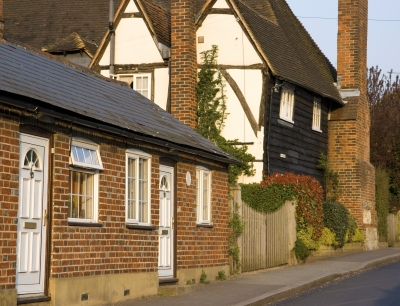 Typical English Village House by Stuart Miles/Courtesy of Freedigitalphotos.net
