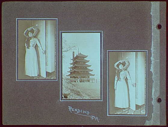 Early years, with images of family, self portraits, landscapes and architectural interiors. Prints and Photographs Online Catalog. Library of Congress. http://www.loc.gov/pictures/item/gsc1994028834/PP/resource/