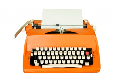 Vintage Typewriter by Just2shutter/Courtesy of Freedigitalphotos.net