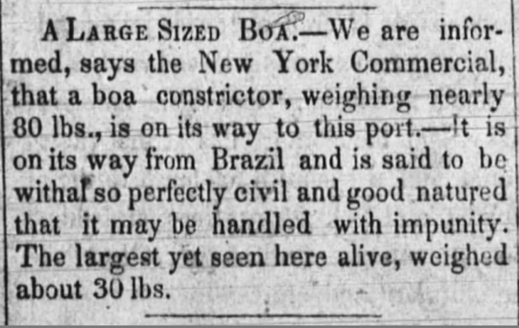 The Indiana Herald (Huntington, Indiana) 5 July 1848, page 3. Newspapers.com
