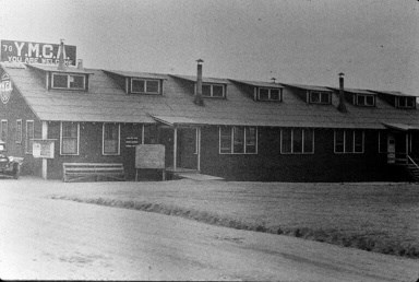 One of several YMCAs on the grounds of Camp Sherman. NPS Photo. https://www.nps.gov/hocu/learn/historyculture/camp-sherman.htm